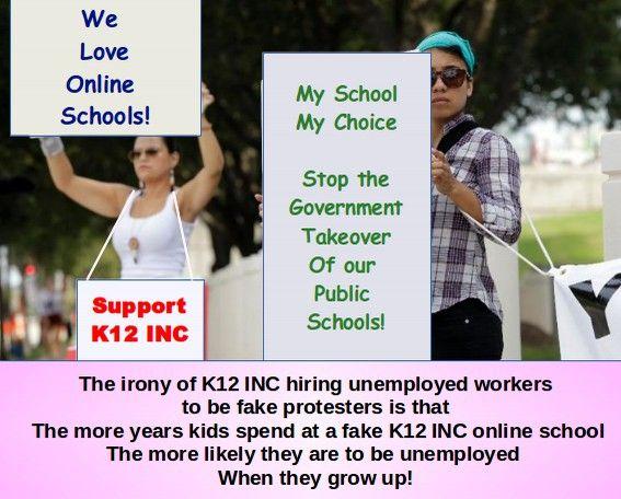 4 K12 Inc Fake Schools